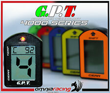 Counts Marches GPT GI 4 PNP K Gear Indicator Plug & Play Kawasaki Versys 600