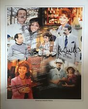 John Challis Sue Holdiness Signed 16x12 Photo - Only Fools and Horses