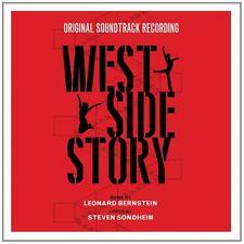 West Side Story - Original Soundtrack Recording (180g Vinyl LP) NEW/SEALED