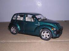 """SAICO #5019  2001 Chrysler PT Cruiser """"Green"""" Built-up  1/34"""