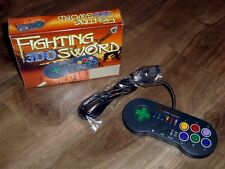 3DO Fighting Sword Control Pad VERY RARE Boxed Controller Panasonic