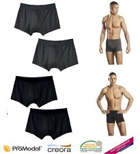 Livergy Uomo 2 Boxer Biancheria Intima Mutandine Modal Altoalta Comfort