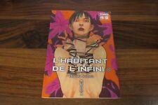 L'HABITANT DE L'INFINI  N° 15   --  CASTERMAN  ---- MANGA  FRANCAIS