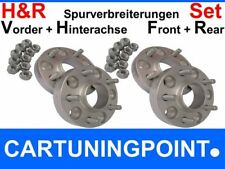 H&R Spurverbreiterung VA+HA Kia Sorento Typ JC 50/60mm