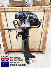 21302 OUTBOARD Motor Air Cooled 6.5hp 4 Stroke Engine