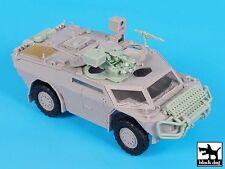 Black Dog 1/35 LGS Fennek 1A2 German ARV Vehicle Accessories (Trumpeter) T35187