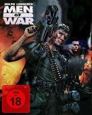 Dolph Lundgren MEN OF WAR  3D FUTURE PACK Uncut Steelbook limited BLURAY DVD Box