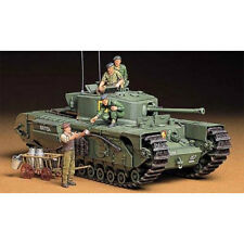 TAMIYA 35210 British Churchill VII Tank 1:35 Military Model Kit