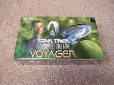 Star Trek CCG Voyager booster box - sealed