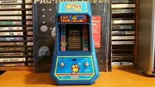 Coleco tabletop ms pac man, taken apart, and cleaned, new decals