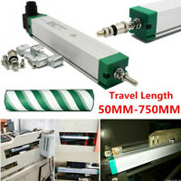 50-750MM Linear Displacement Sensor Position Transducer Scale Injection Molding