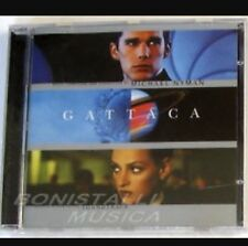 Michael Nyman - Gattaca (1998) Cd Soundtrack