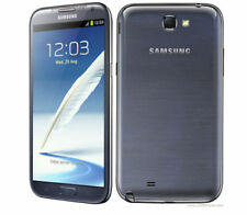 "Gris SAMSUNG GALAXY NOTE II 2 N7100 16GB  5.5"" Desbloqueado Fábrica Smartphone"