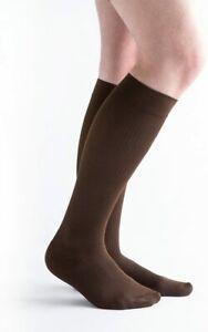 Actifi Men's 15-20 mmHg Compression Closed Toe Dress Socks