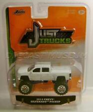 2014 '14 Chevy Silverado Pickup Truck Just Trucks Diecast 2016 Jada Wave 13 Read