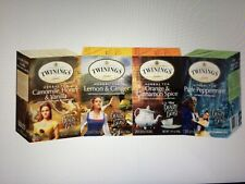 BEAUTY AND THE BEAST MOVIE LIMITED EDITION TWININGS HERBAL TEA COLLECTION NEW