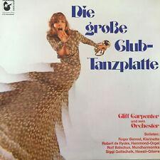 CLIFF CARPENTER: Die große Club-Tanzplatte (HANSA 63 062 Stereo / Club / NM)