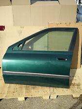 Peugeot 406 1995 bis 2005 - Tür vorne links Fahrer - grün