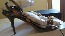 Sandalo donna bronzo 37