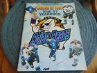 ORLANDO SOLAR BEARS VINTAGE 1996-97 CENTRAL DIVISION CHAMPS