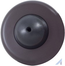 """Oil Rubbed Bronze 2-1/4"""" Convex Wall Stop"""