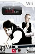 WSC Real 08: World Snooker Championship (Wii) VideoGames