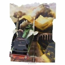 Santoro 3D Greeting Swing Cards - Train