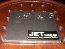 JET - SHINE ON  DIGIPACK Cd ..... New
