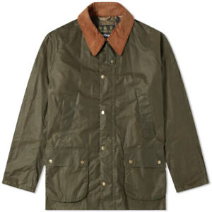 NWT UNOPENED BARBOUR LIGHTWEIGHT ASHBY JACKET Size M 40 OLIVE