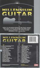 CD--VARIOUS ARTISTS--MILLENNIUM GUITAR  |