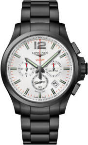 Longines Conquest V.H.P. Chronograph 44mm  RRP - $3025 now $2725 With Warranty!