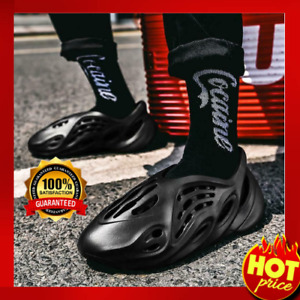 Kanye Men Women Summer Beach Shoes Foam Runner Anti Slipper Sandals Casual Color