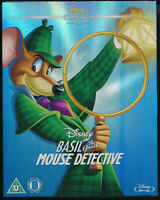 EBOND Basil The Great Mouse Detective BLU-RAY UK EDITION D348008
