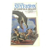 SAMUEL R. DELANY Tales of Neveryon 1st edition 1979 Vintage Sci Fi Fantasy Book