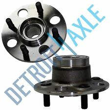 2 REAR Wheel Bearing & Hub Assembly Honda Civic 2001 2002 2003 2004 2005