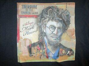 TREASURE Of BROKEN LAND MARK HEARD T SHIRT Christian Concert Songs Of Tribute LG