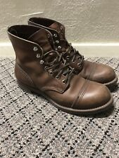 Red Wing Iron Ranger 8111 Size 7.5