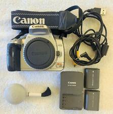 Canon EOS Digital Rebel XTi 400D BODY