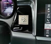 Für Porsche Macan GTS S Turbo Schutzpatron Heiliger Sankt Christophorus Plakette