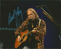 Neil Young Autographed Signed 8x10 Photo REPRINT