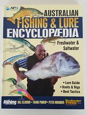 AUSTRALIAN FISHING & LURE ENCYCLOPEDIA Freshwater & Saltwater Guide