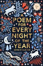 A poem for every night of the year Beautiful Poetry Gift book