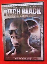 Pitch Black (2000) Vin Diesel Director's Cut Ws Dvd