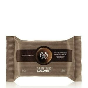 The Body Shop Coconut Soap Bar 100g