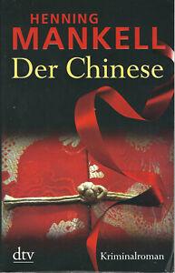 Der Chinese   von Henning Mankell