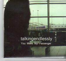 (FM821) Talking Endlessly, You Were My Passenger - 2011 sealed CD