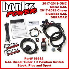 Banks Derringer w Switch 2017-2019 CHEVY GMC 2500/3500 6.6L DURAMAX L5P Tuner