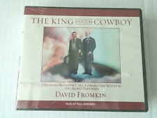 The King and The Cowboy David Fromkin Theodore Roosevelt and Edward 7th NEW