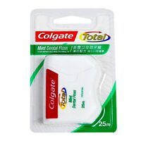 Colgate Total Mint Waxed Dental Floss 25m.