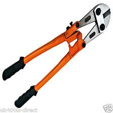 "Bolt Cutters Croppers Crops 18"" - 450mm Heavy Duty Steel Blades"